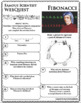 FIBONACCI - WebQuest in Science - Famous Scientist - Differentiated
