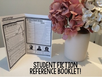 FICTION STUDENT HANDBOOK