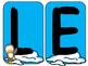 FIDGET AREA Classroom Labels - FREEBIE