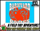 FIELD DAY PACKET BARNYARD GAMES