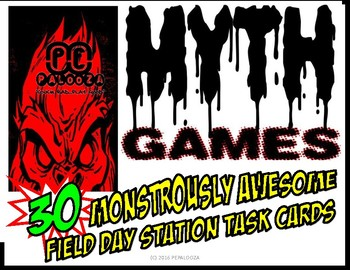 FIELD DAY PACKET MYTH GAMES