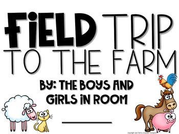 FIELD TRIP REFLECTION: FARM