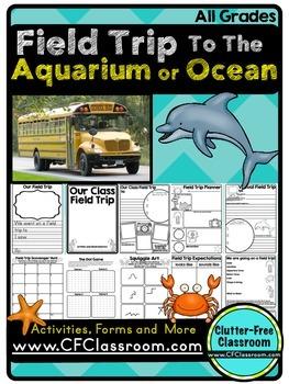 FIELD TRIP RESOURCES: AQUARIUM, OCEAN , BEACH, TIDEPOOL