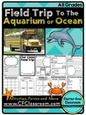 FIELD TRIP RESOURCES: AQUARIUM, OCEAN , BEACH, TIDEPOOL