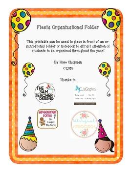 FIESTA Organizational Folder