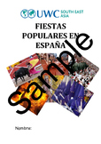 FIESTAS POPULARES EN ESPAÑA
