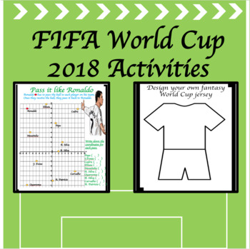 Back to school: FIFA World Cup 2018 Activities