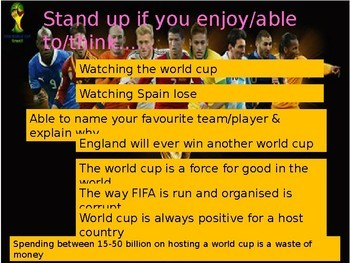 FIFA World Cup - Learn about 2014 Brazil World Cup on the run up to 2018 Russia.