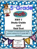 FIFTH GRADE COMMON CORE MATH NBT7-Using Operations of Whole Numbers and Decimals