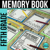 MEMORY BOOK | END OF THE YEAR ACTIVITIES | FIFTH GRADE