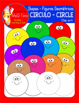 FIGURAS GEOMETRICAS CIRCULOS - SHAPES CIRCLES