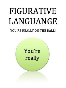 FIGURATIVE LANGUAGE GAME!