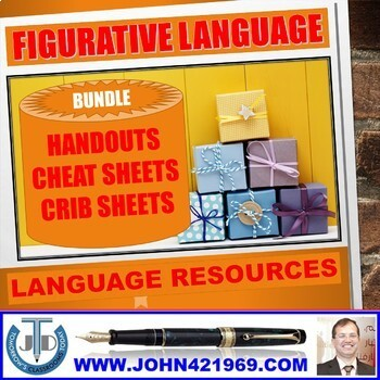 FIGURATIVE LANGUAGE HANDOUTS BUNDLE