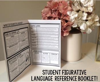 FIGURATIVE LANGUAGE STUDENT HANDBOOK