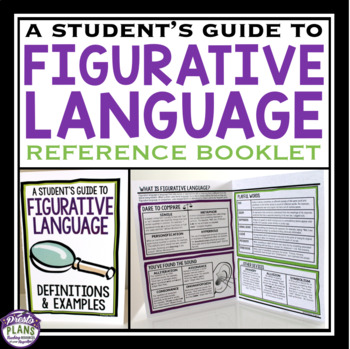 FIGURATIVE LANGUAGE STUDENT HANDBOOK