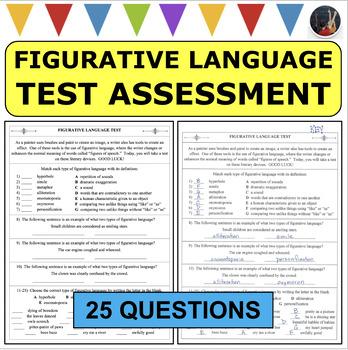 FIGURATIVE LANGUAGE for Valentine's Day FREE SAMPLE