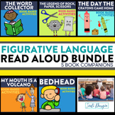 FIGURATIVE LANGUAGE read aloud lessons and activities