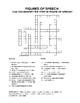1. FIGURES OF SPEECH CROSSWORD PUZZLE