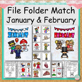 FILE FOLDER MATCHING January and February