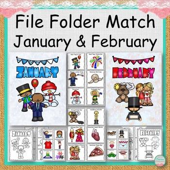 FILE FOLDER MATCHING January and February