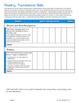 FILL and SAVE Fifth Grade (5th Grade) ELA CCSS Checklist a