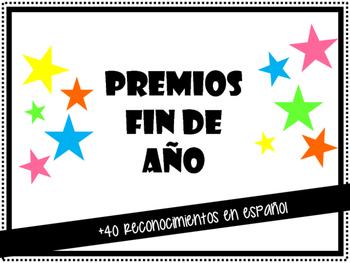 FIN DE CURSO AWARDS