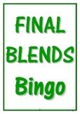 FINAL BLENDS BINGO