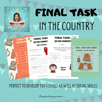FINAL TASK LAPBOOK IN THE COUNTRY