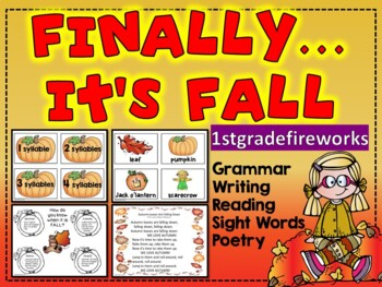 FINALLY... It's FALL!