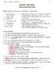 FINANCIAL LITERACY – THE MONEY TRAIL – PARTS 14, 15, 16, 17 ASSESSMENTS & VOCAB