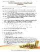 FINANCIAL LITERACY - THE MONEY TRAIL - PARTS 18, 19, 20 ASSESSMENTS & VOCAB