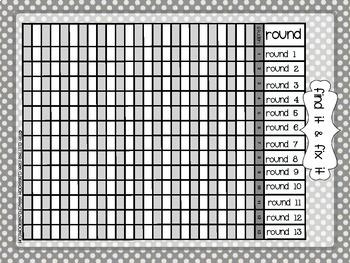 FIND IT & FIX IT: CLASSROOM MANAGEMENT GAME {BLACKLINE DESIGN PRODUCTS}