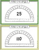 FIND THE ANGLE: Dry Erase Math Cards