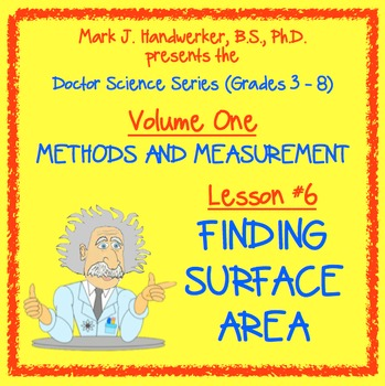 Lesson 6 - FINDING SURFACE AREA
