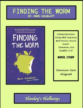 FINDING THE WORM-NOVEL STUDY