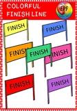 FINISH LINE CLIP ART(FLASH FREEBIE)