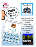 FINISHED: Interactive CORE City Chatter Book