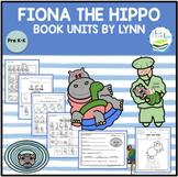 FIONA THE HIPPO BOOK UNIT