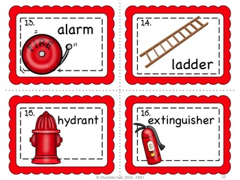 PUT the FIRE OUT! Poem: Fluency, Word Work, Comprehension, and ELA Activities