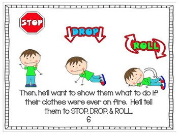 Fire Safety Activity packet