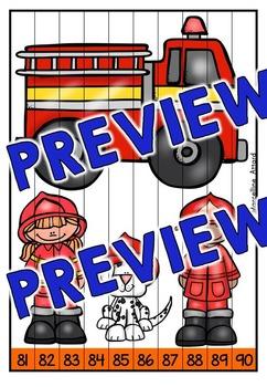 FIRE SAFETY MATH CENTER