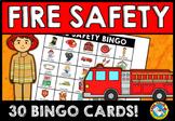 FIRE SAFETY KINDERGARTEN, FIRST GRADE (FIRE PREVENTION WEE