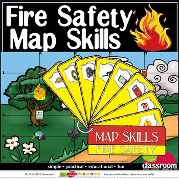 FIRE SAFETY MAP SKILLS