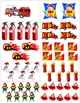 FIRE SAFETY fun literacy and math activities