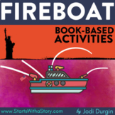 FIREBOAT Activities September 11th Worksheets Reading Comp