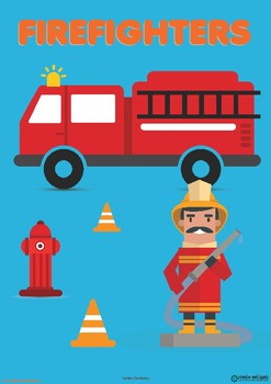 FIREFIGHTERS UNIT - TODDLER CURRICULUM