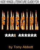 FIREGIRL by Tony Abbott!  A Class Learns Compassion from a
