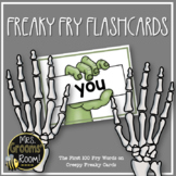FIRST 100 FRY FLASHCARDS: FREAKY FRY FLASHCARDS