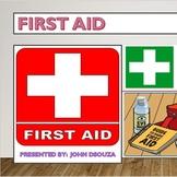 FIRST AID: PRESENTATION