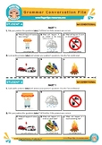 FIRST CONDITIONAL - 2 x English Grammar Speaking Activities